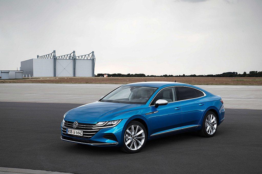 2月28日前下訂Arteon 330 TSI Elegance Premium,...