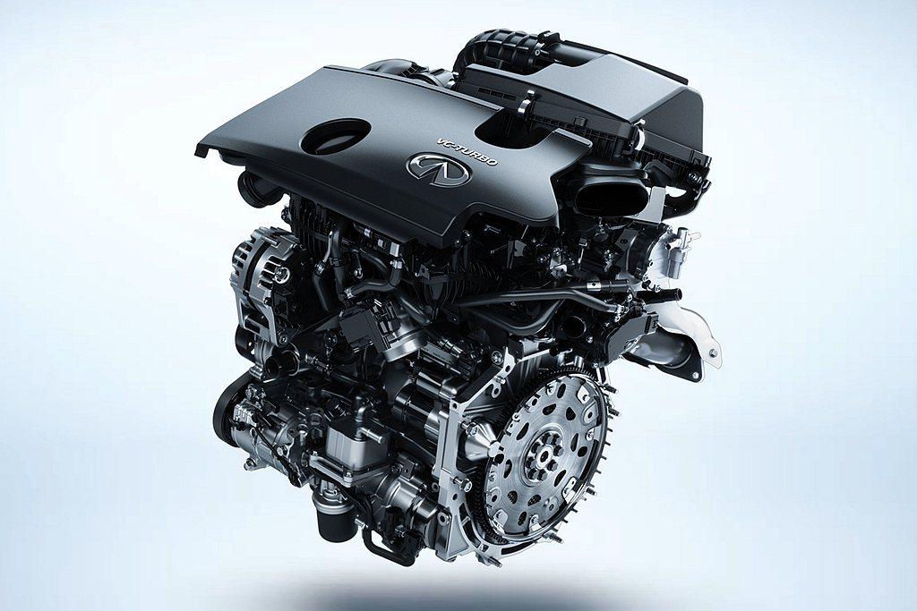 Nissan汽車最新動力技術VC-Turbo可變壓縮比引擎,具備各速域下最適切的...