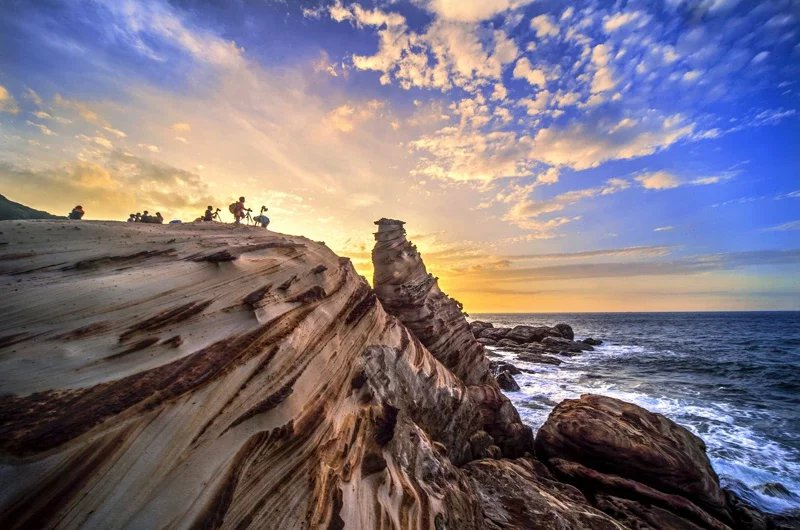 台灣永續旅行協會表示,東北角暨宜蘭海岸國家風景區入選「2020全球百大綠色旅遊目...