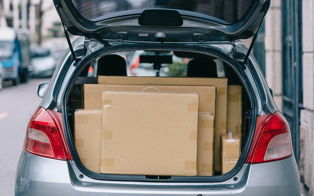 走走家具的家具設計讓消費者可以輕鬆搬家。 圖/走走家具提供