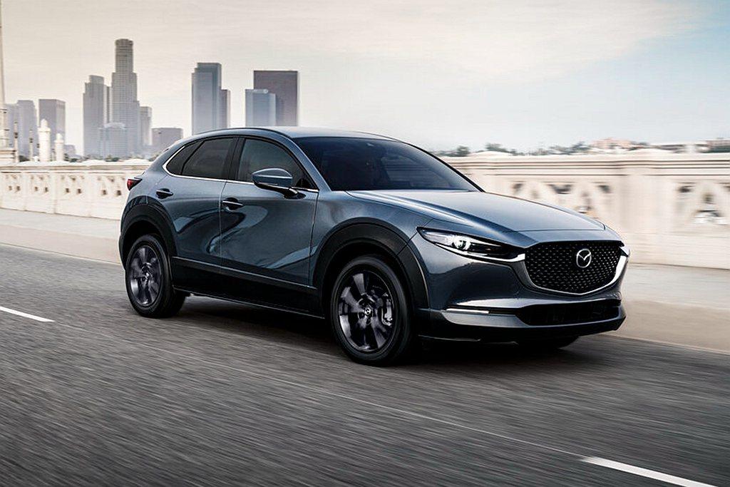 台灣馬自達推出新春賀禮「禮馭加乘專案」。 圖/Mazda提供