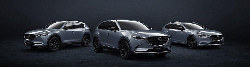 2月購買2021年式之Mazda2、Mazda6、Mazda CX-3、Mazd...