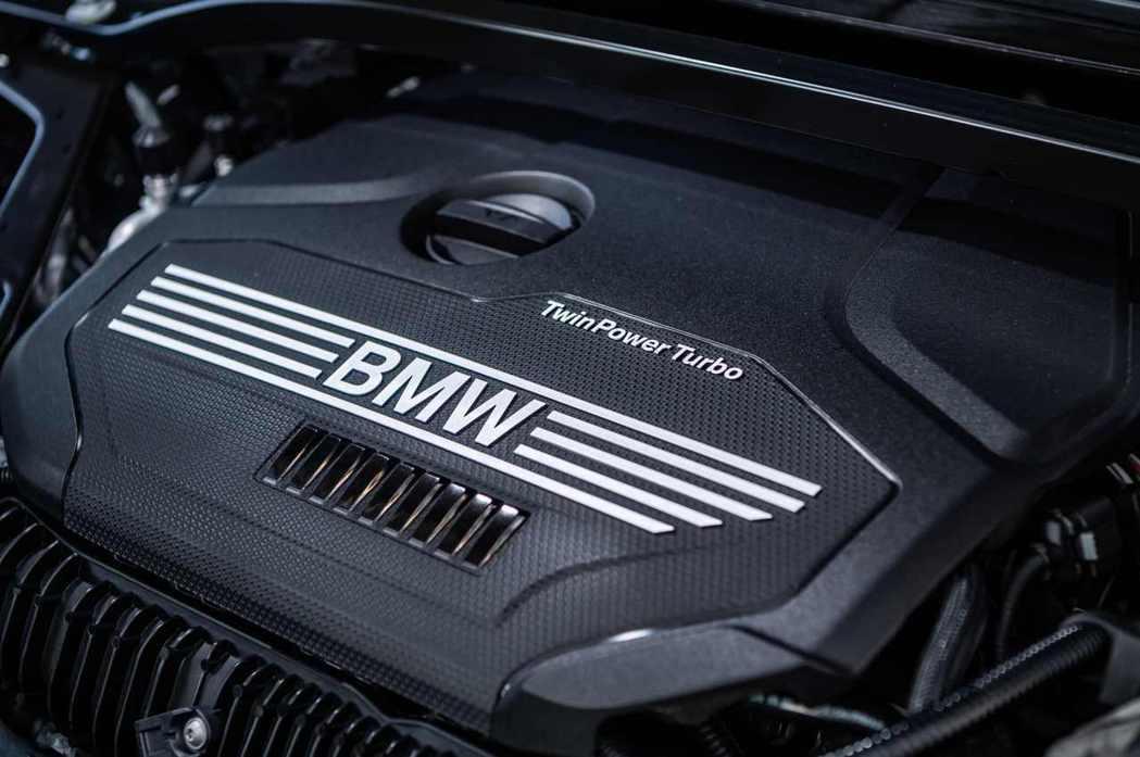 為滿足喜愛BMW新世代潮流車款的車迷朋友,BMW總代理汎德引進搭載2.0升BMW...
