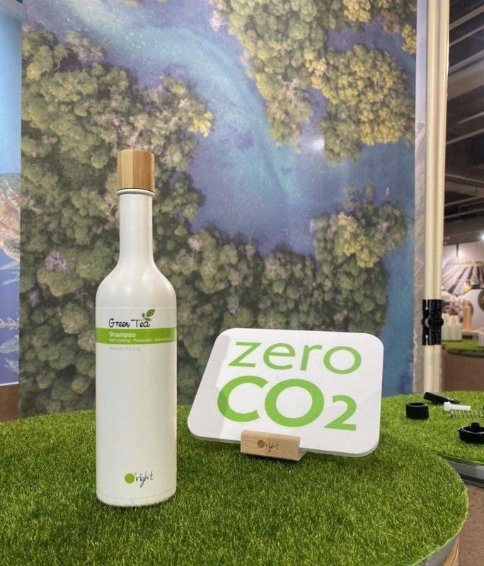 歐萊德歷經碳足跡盤查,從生產全球第一瓶零碳洗髮精到成為零碳企業,十年有成, ...