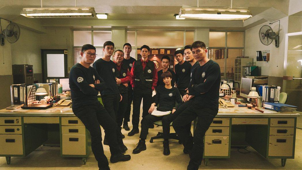 消防職人劇「火神的眼淚」揭露人性與社會百態。圖/公視提供