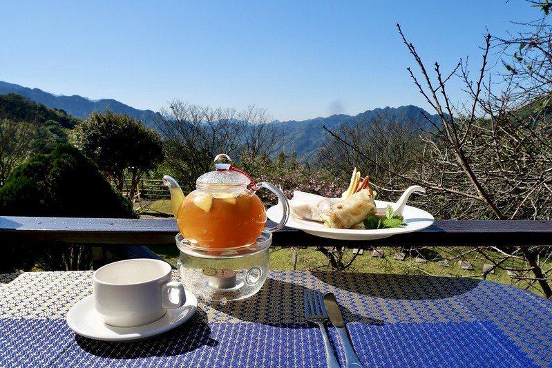 最美悠閒時光, 下午茶