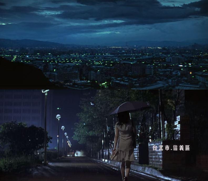 (圖)《雙瞳》的台北