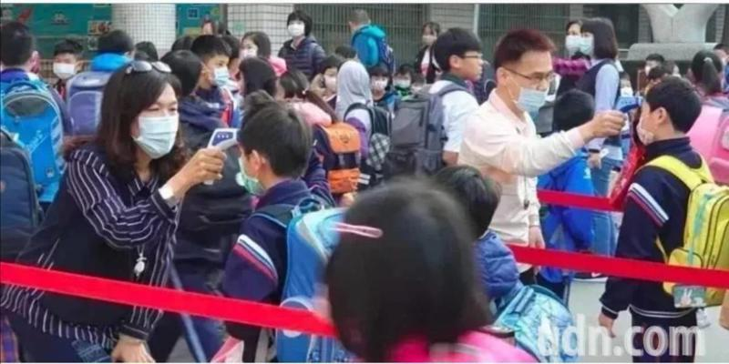 教育部宣布全國高中小及公幼延後至2月22日開學,桃園市的家長獲知紛紛表示很困擾。圖/聯合報系資料照