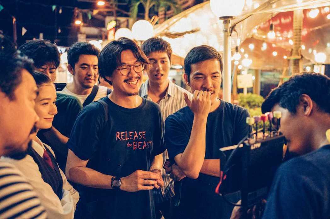 「一杯上路」以輕鬆幽默的風格,講述一對好兄弟的公路旅行。圖/澤東提供