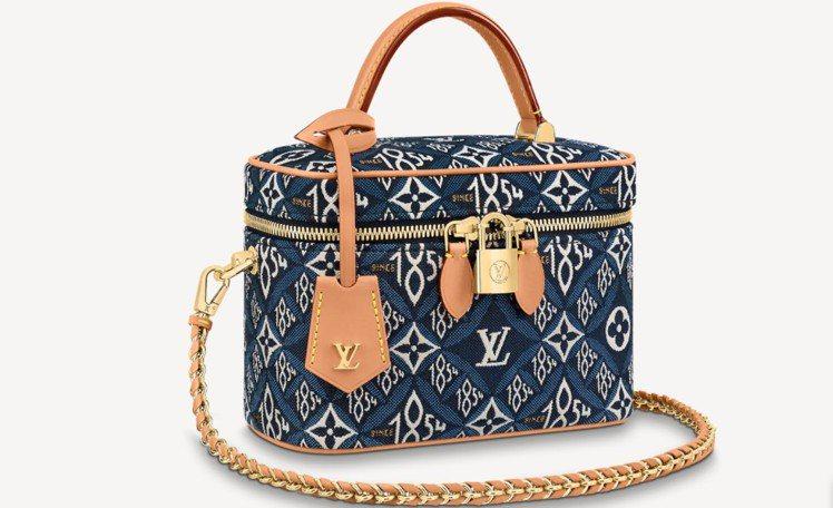 路易威登SINCE 1854 Vanity手袋,93,500元。圖/LV提供