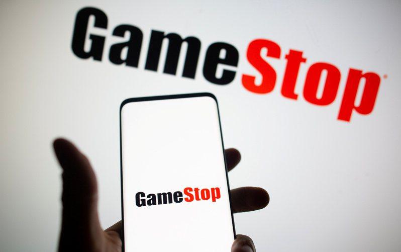 GameStop。路透