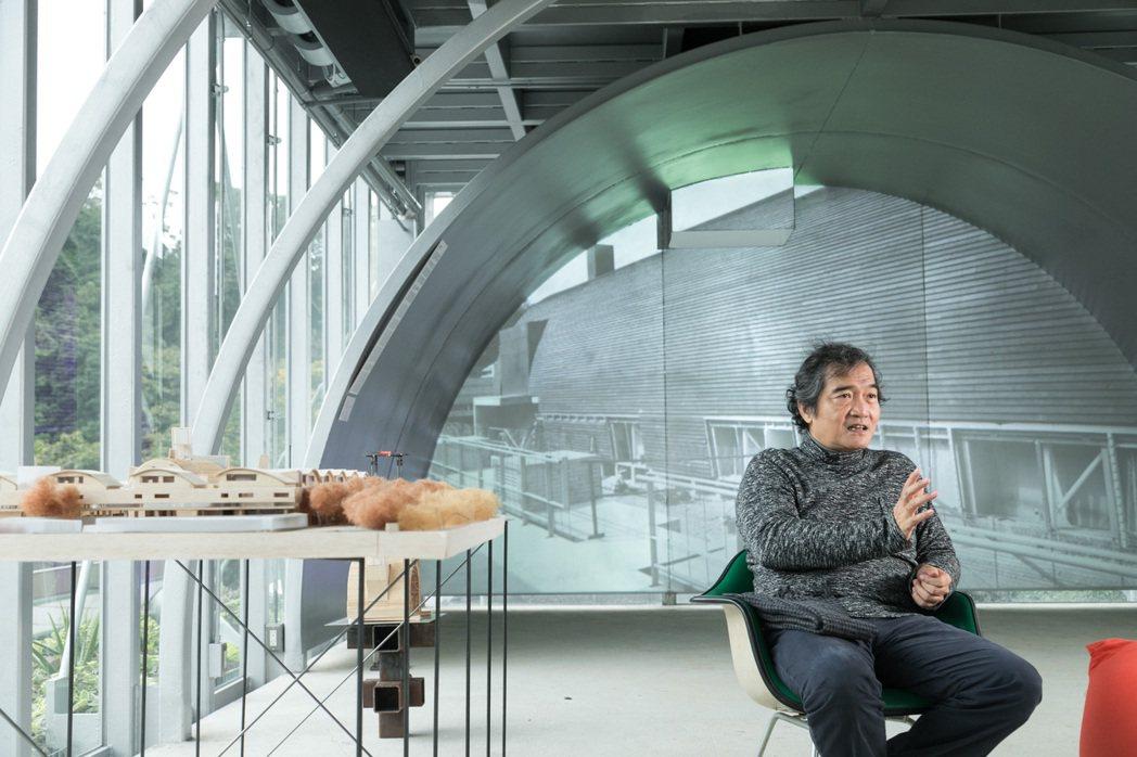 邱文傑花14年、三修設計圖,打造山屋.芝山,實現建築理念。攝影/陳立凱