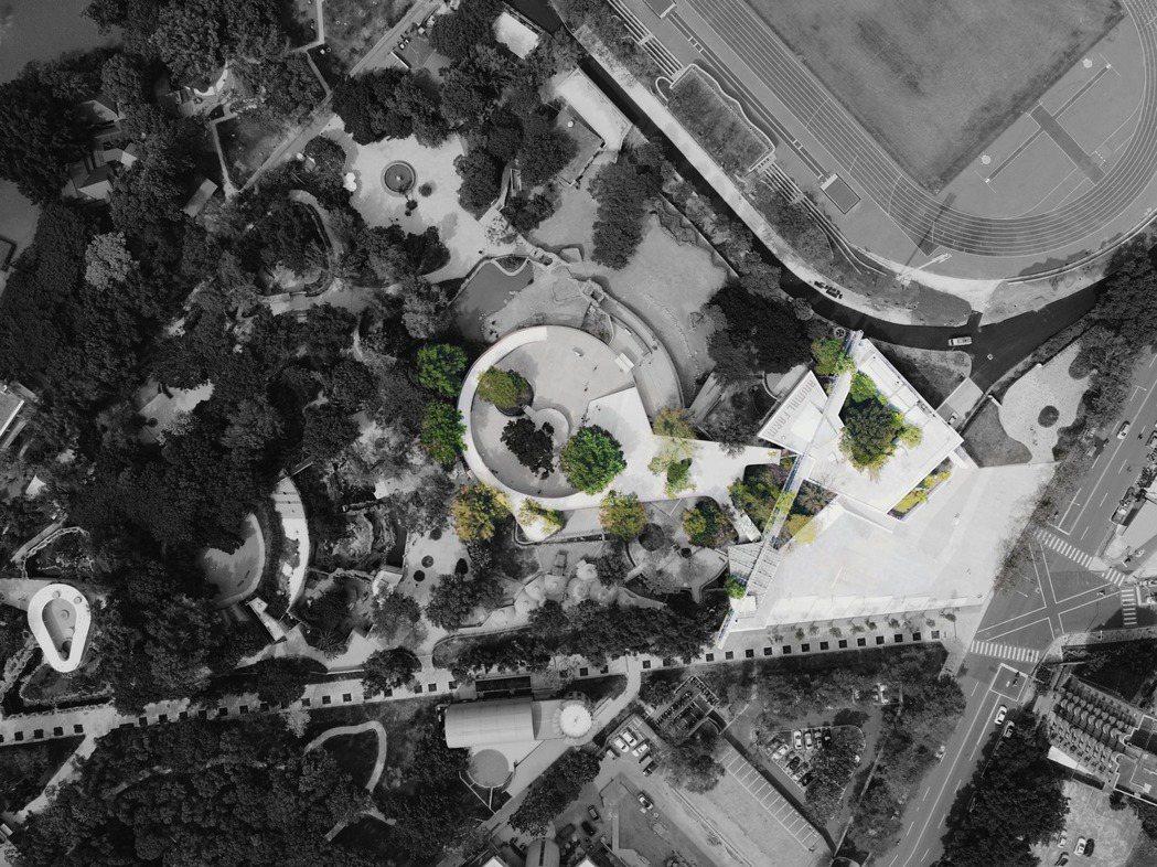 新竹動物園。圖/邱文傑建築師事務所提供