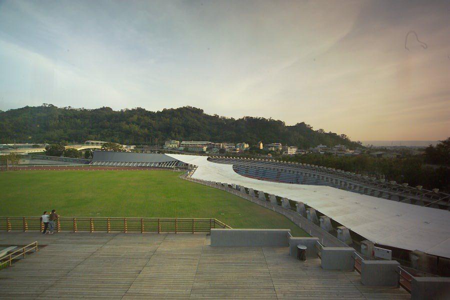 921地震教育園區。圖/邱文傑建築師事務所提供