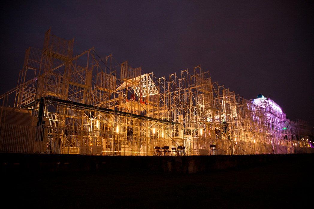 「台北那條通」展覽。圖/邱文傑建築師事務所提供