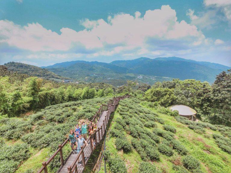 與隙頂二延平步道同樣位在梅山的太興岩步道也是這裡的絕美景點 圖/IG@xinxi...
