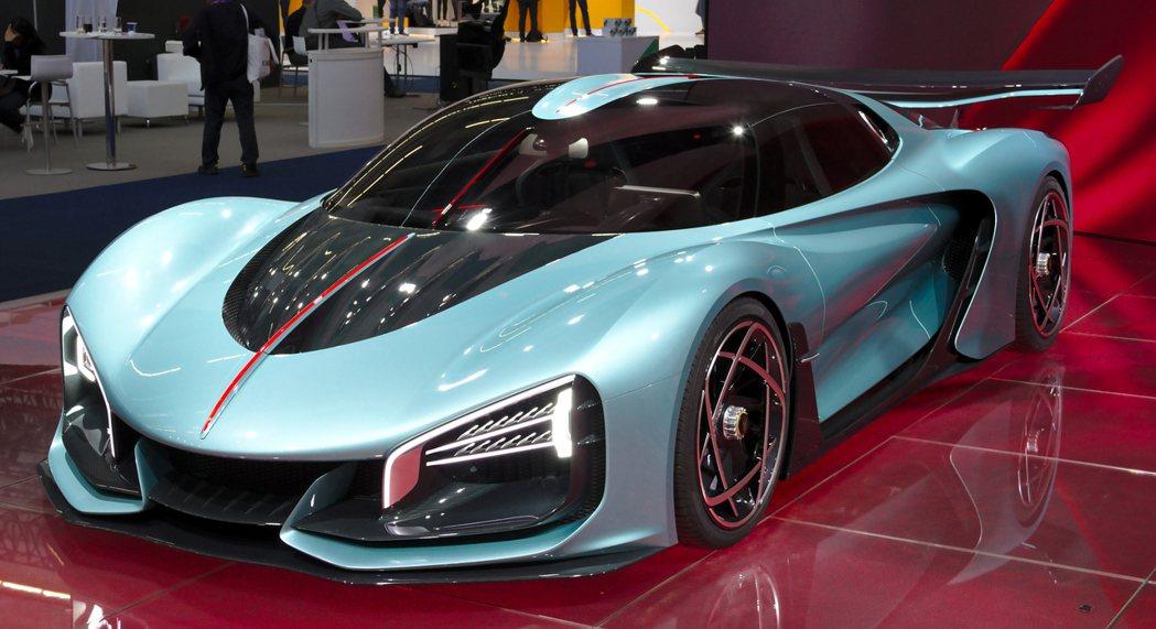 紅旗S9 Concept。 摘自紅旗汽車