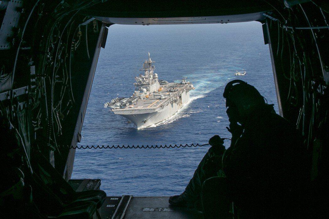 拜登上任後,被提名為國防部副部長的凱瑟琳.希克斯已表示:「海軍需要更多的『未來研...