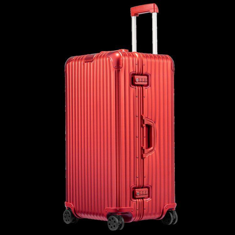 RIMOWA Original系列Trunk Plus行李箱62,500元。圖/...