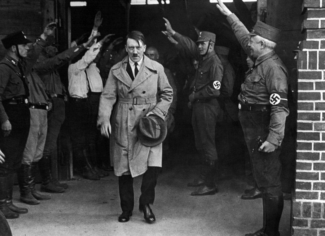 納粹德國獨裁者希特勒曾角逐過諾貝爾和平獎。美聯社