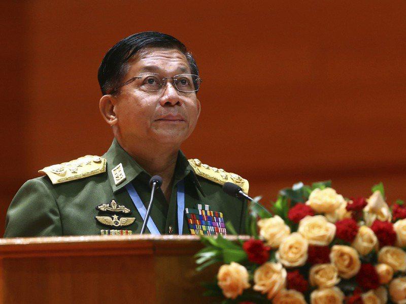 緬甸軍方理論上握有絕對優勢,各界好奇為何敏昂萊還要發動政變。美聯社