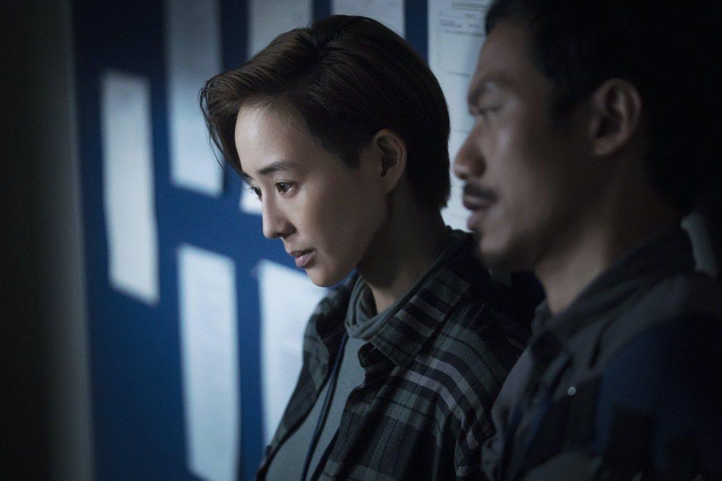 「緝魂」電影主題曲「不苦」官方版MV釋出。圖/威視提供