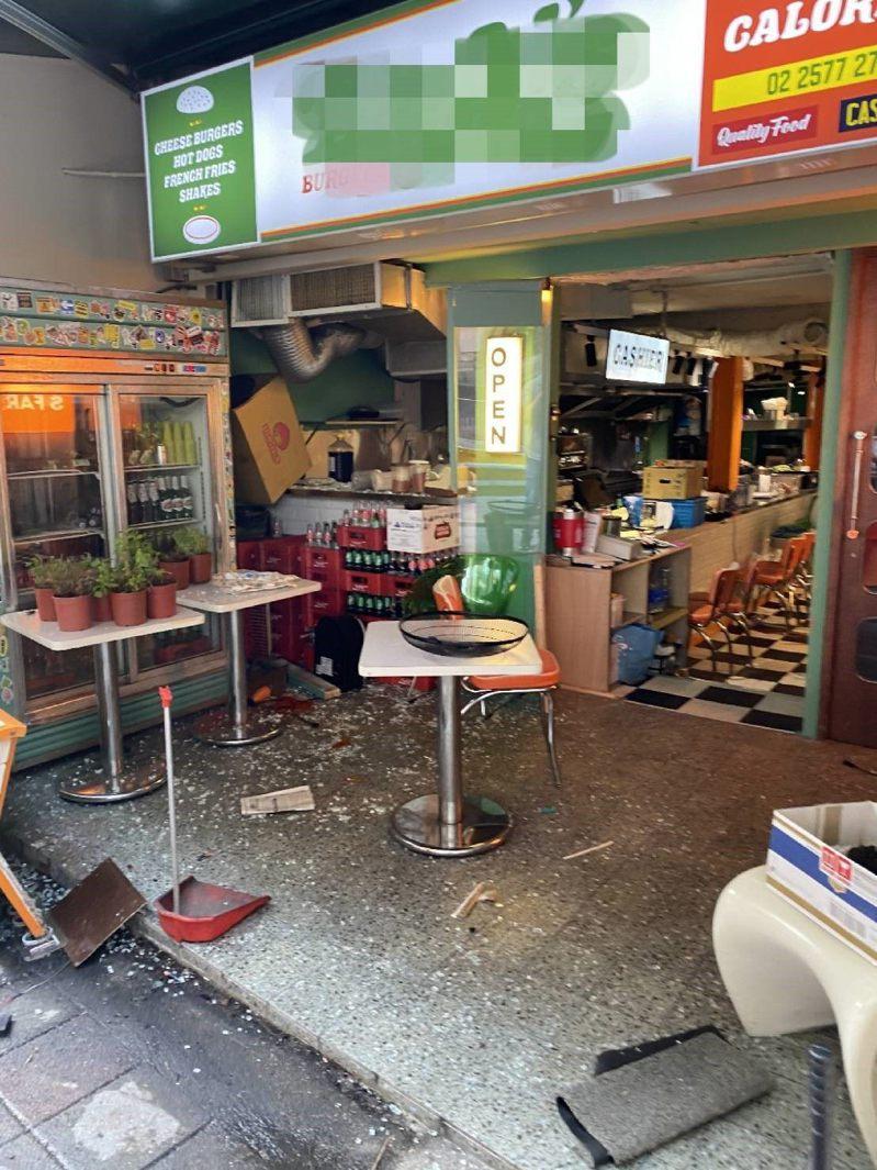 北市3年來首里職災以住宿及餐飲業位居第一名。圖/北市勞動局提供