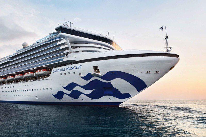 公主遊輪宣布暫緩原訂2021出發航程,未來將升級藍寶石公主號為勛章假期,帶給賓客更安心的遊輪旅遊。圖/公主遊輪提供