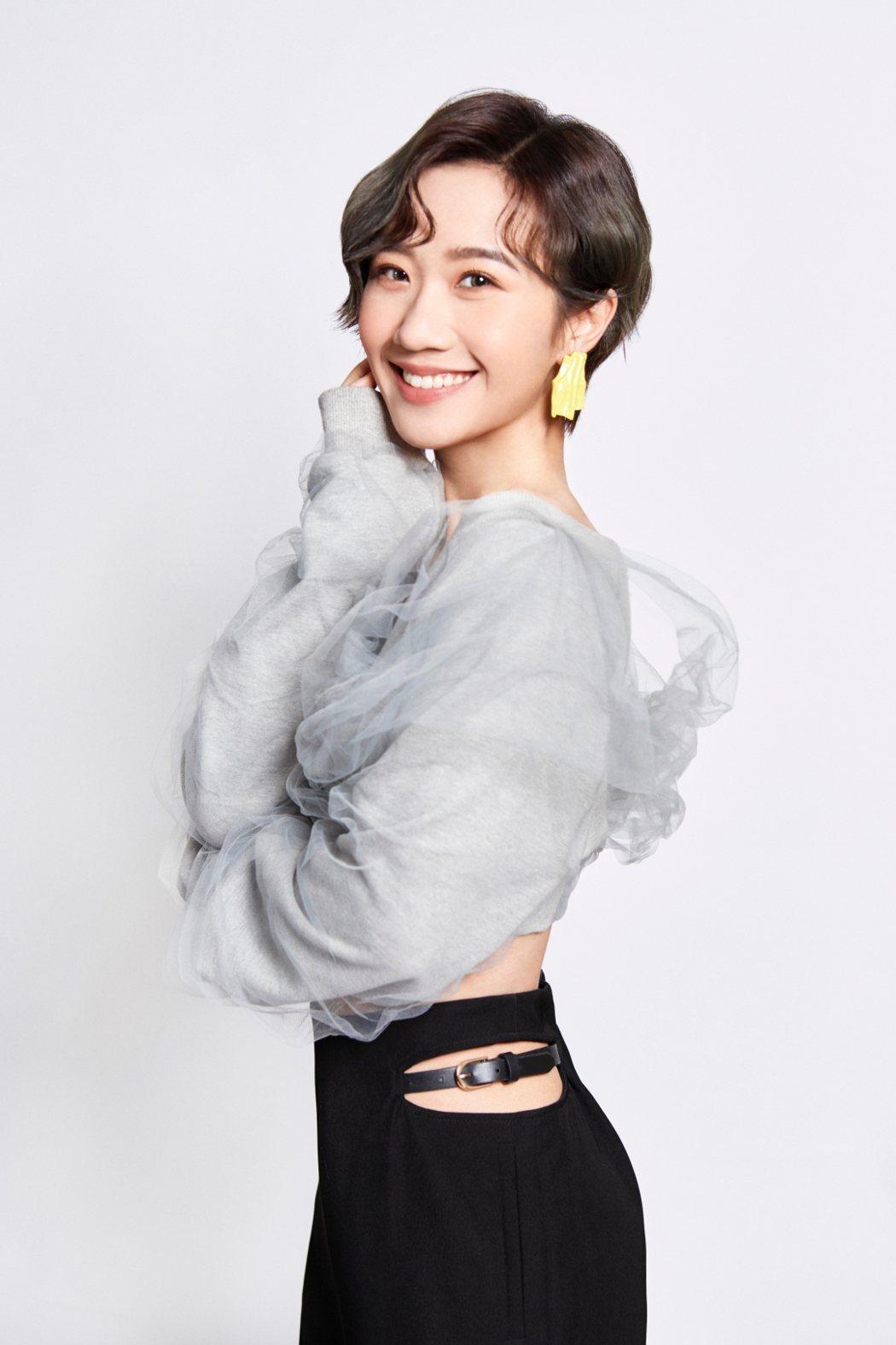Lulu將三度主持KKBOX音樂風雲榜頒獎典禮。圖/KKBOX提供