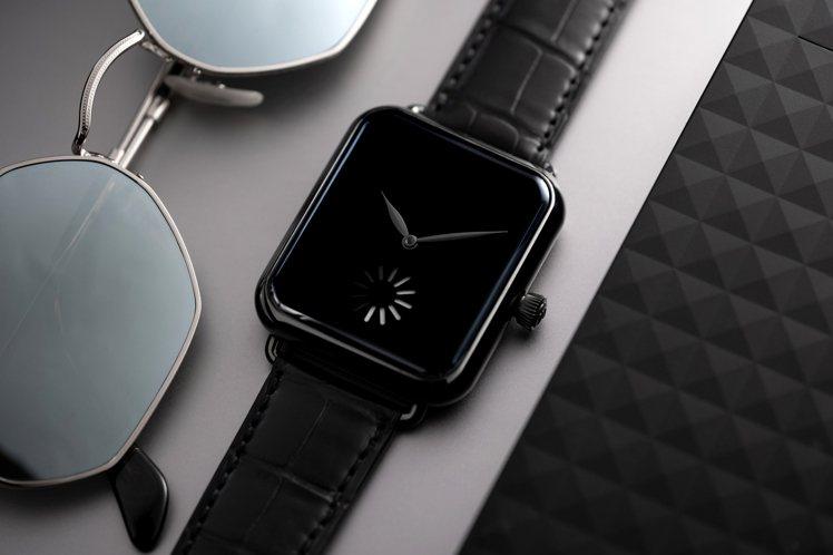 雖然有著和Apple Watch 90%相似的外型,但Swiss Alp Wat...