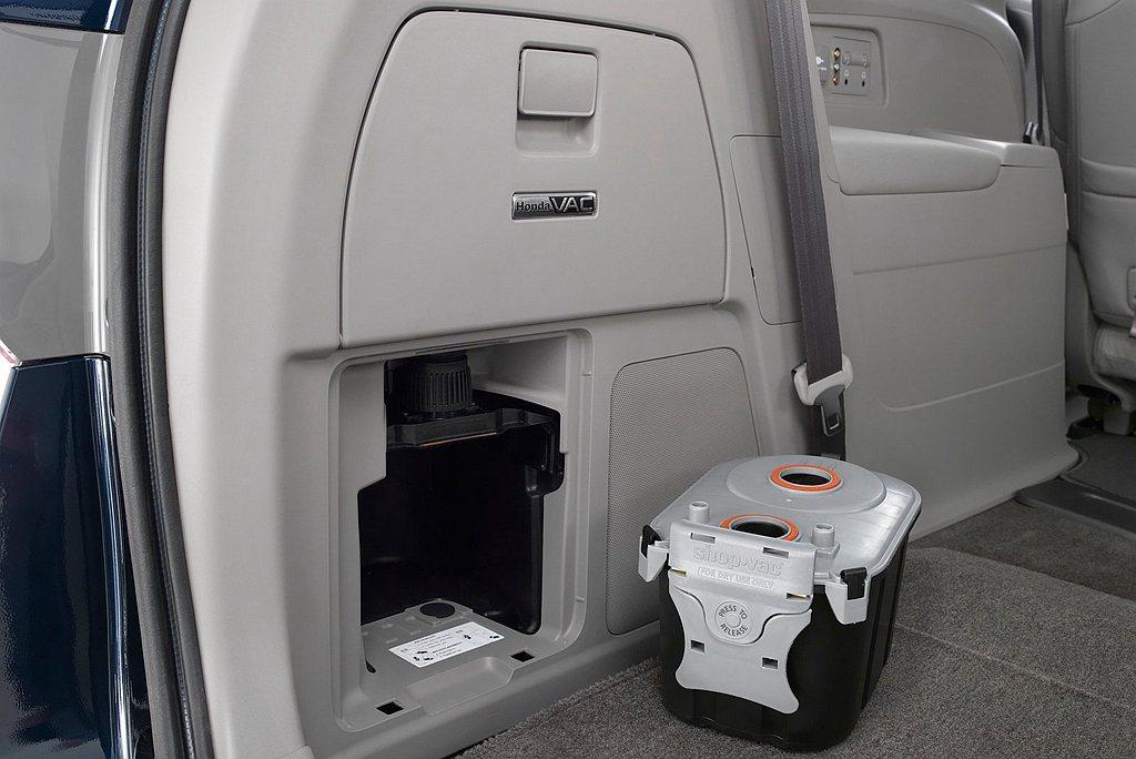 提供HondaVAC車載吸塵器的ShopVac公司於去年9月中倒閉,使北美Hon...