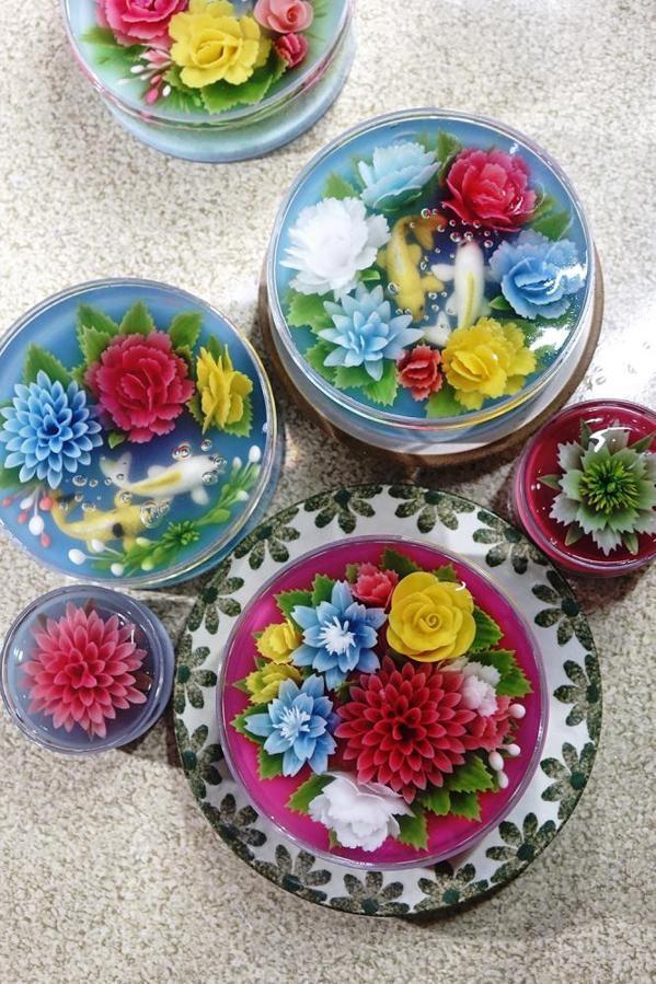五顏六色都是大自然的恩惠,採用天然食材萃取出的顏色,才能夠雕琢出每一朵栩栩如生的...