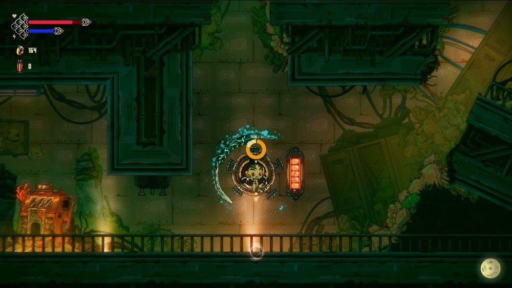 機器生化劍魚「勃朗特」在遊戲中可說是波弟的最佳戰友,戰鬥、開啟機關等各種場合都少...