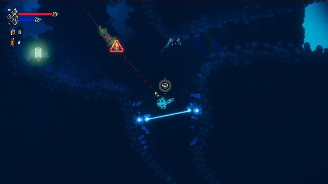 勃朗特的操控方式比較特別,必須先用準星瞄準好要攻擊的敵人位置之後,再按下攻擊鈕,...