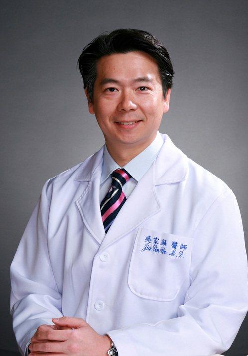 台北醫學大學附設醫院運動醫學科主任吳家麟。 圖/台北醫學大學附設醫院 提供