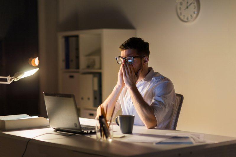 透過心理測驗,可以了解自我在感到勞累的時候,該怎麼提升幹勁。圖片來源/ingimage