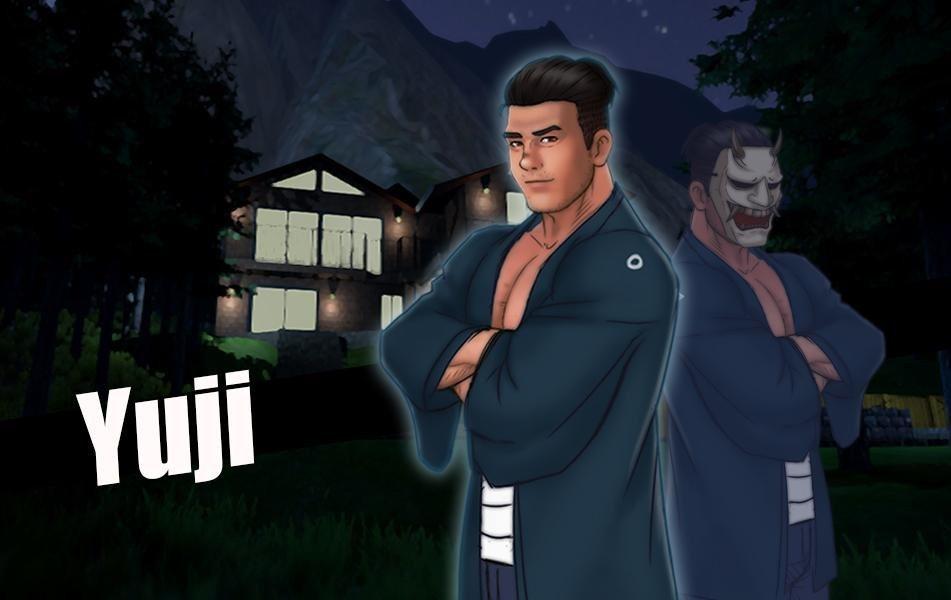 Yuji 日本人 國際交換學生兼靈媒。個性溫和安靜、但是一但戴上面具後就成了另外...