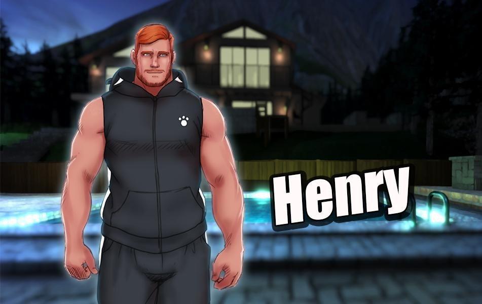 Henry 蘇格蘭人 職業摔角手,個性非常的開朗不拘小節,喜歡所有毛茸茸的動物。...