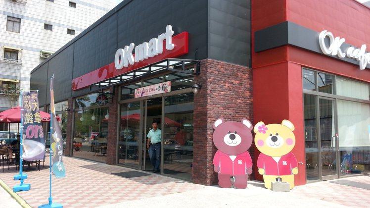 OKmart高雄駁二藝術門市。圖/OKmart提供