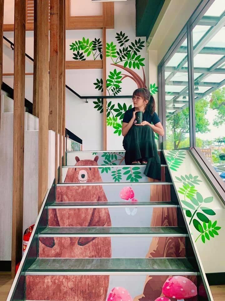 全家便利商店台中輕井澤店。圖/全家便利商店提供