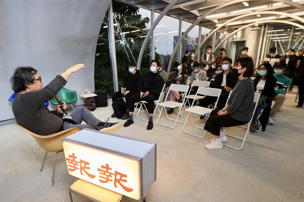 「500輯」主辦系列活動「500fu職人體驗坊」,首場邀請建築師邱文傑,帶領大家...