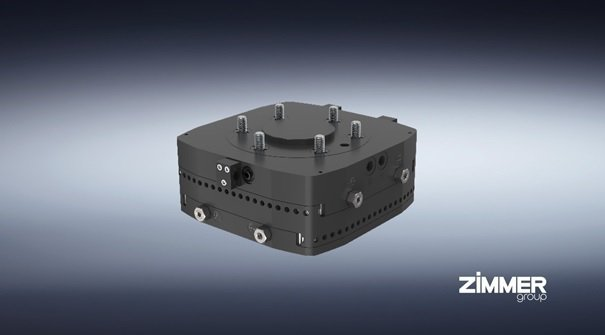 在技術與品質方面均有重大突破的軸補償模組XYR1000-B系列。 極馬亞洲公司/...