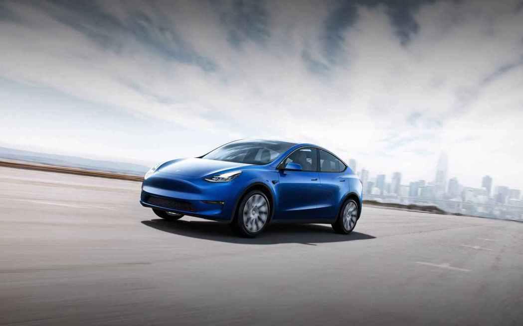 特斯拉(Tesla)Model Y。   美聯社