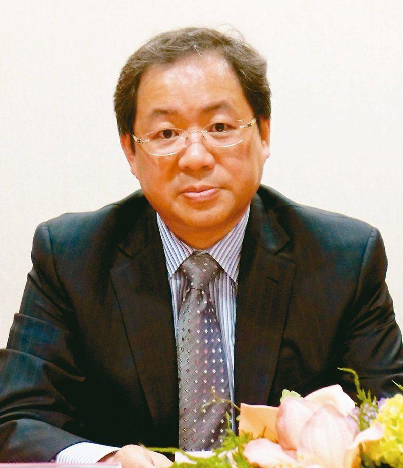 譜瑞董事長趙捷。報系資料照