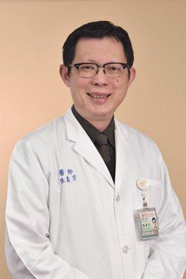 張義芳 馬偕紀念醫院癌症中心主任 圖/張義芳提供