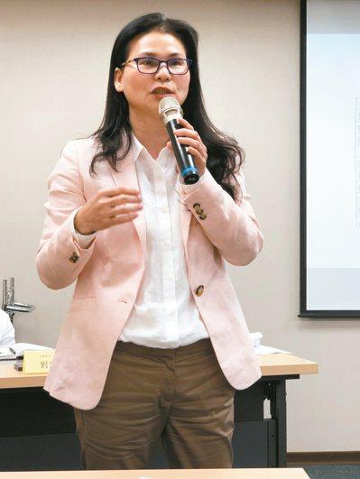 矽瑪董事長游素冠    記者蕭君暉/攝影