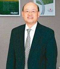 江蘇龍燈化學副董事長羅昌庚。(本報系資料庫)