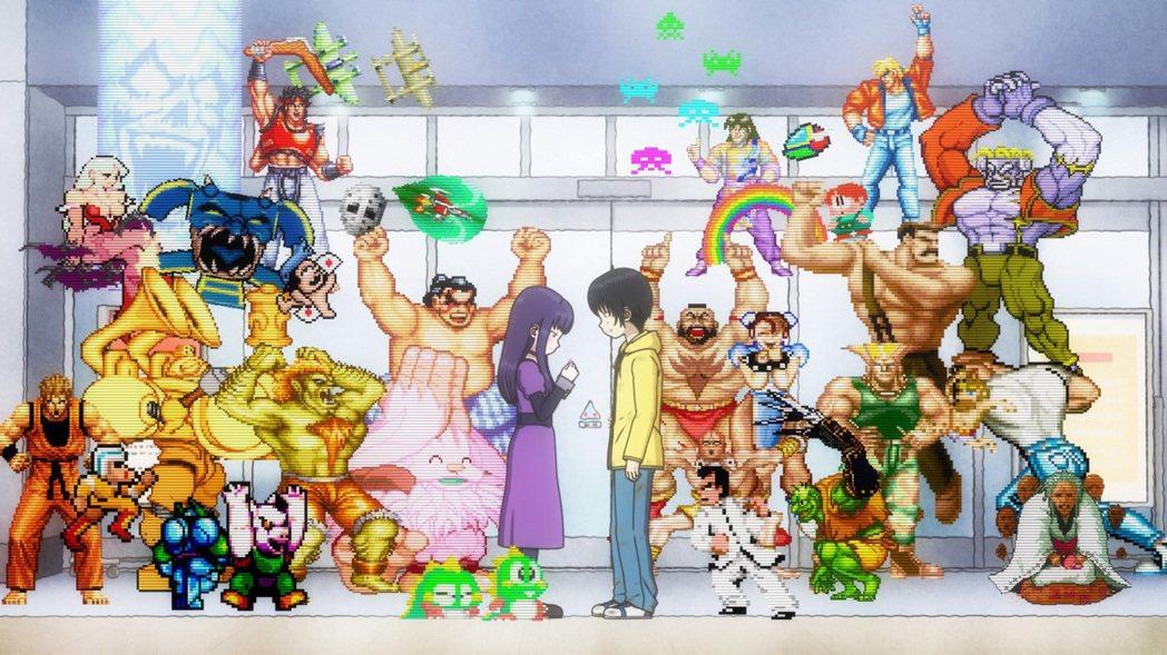 知名的動畫《高分少女》(ハイスコアガール)講述許多關於快打旋風2的事情,主角春雄...