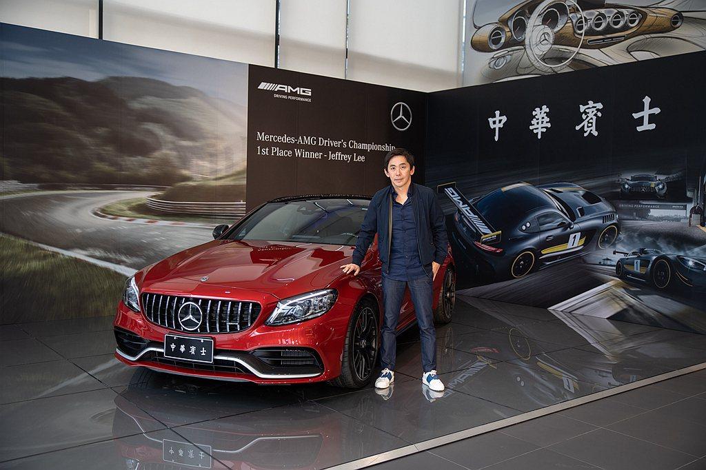 李勇德(Jeffrey Lee)駕駛Mercedes-AMG GT3勇奪亞洲GT...