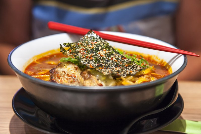 許多人都很喜歡吃日本拉麵。示意圖/ingimage